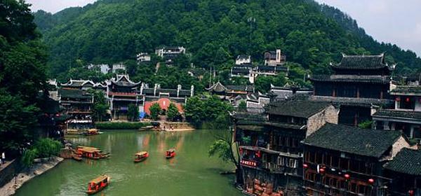 """湖南位列国内游人气榜单第十 五一""""出游性价比"""